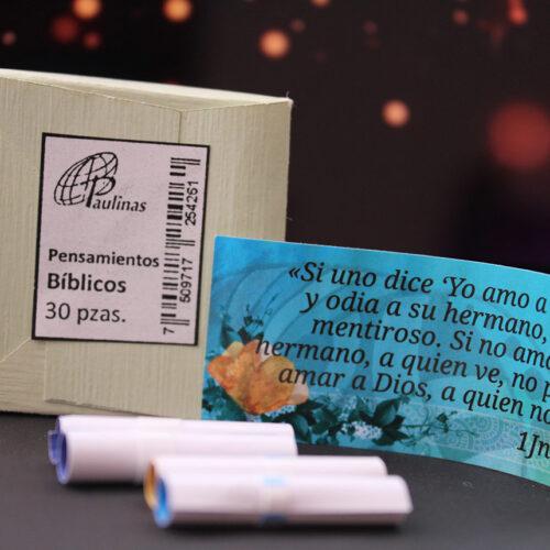 Paulinas México | Pensamientos bíblicos